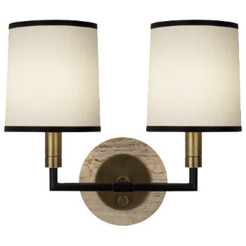 Axis Double Wall Sconce