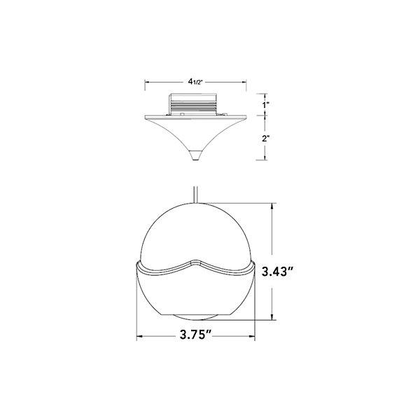 Genesis Mini Pendant