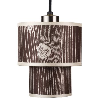 Shown in Faux Bois Dark shade