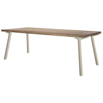 Branch Dining Table with Hot Mesh Chair