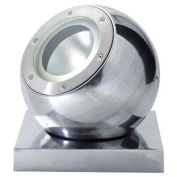 Shown in Polished Aluminium finish