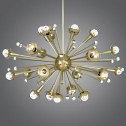 Sputnik Large Chandelier