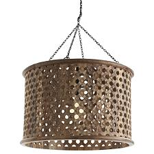 Jarrod Drum Pendant Light