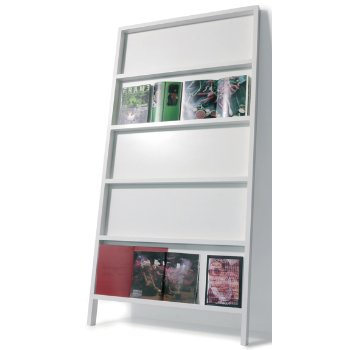 Shown in White Lacquered