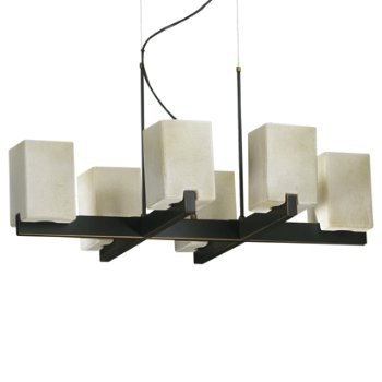Modus 6-Light Chandelier