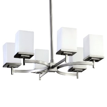 Delta 6-Light Chandelier