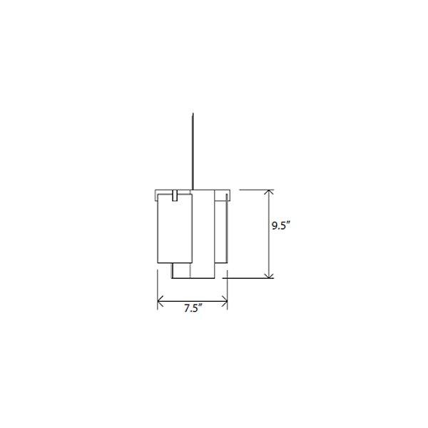 Salix LED Accent Pendant