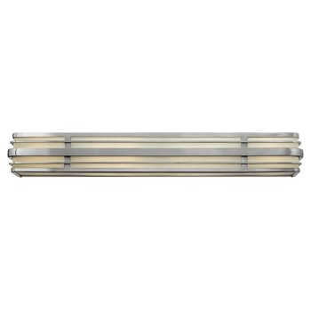 Shown in Large size, Brushed Nickel finish