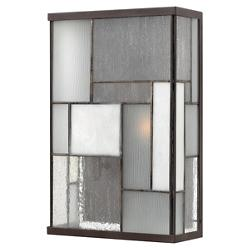 Mondrian Outdoor Wall Sconce