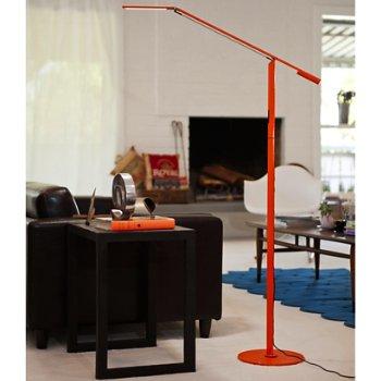 Shown in Orange finish