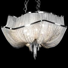 Atlantis 2-Tier Suspension Light