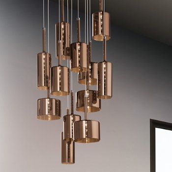Shown in Bronze, in use