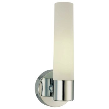 Saber Wall Sconce (Etched Opal/Chrome) - OPEN BOX RETURN