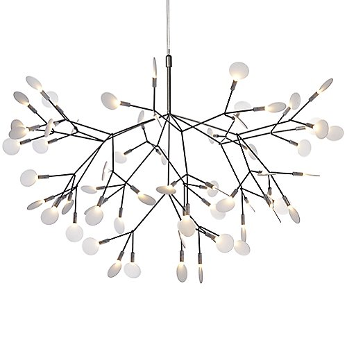 heracleum ii led suspension by moooi at lumens com