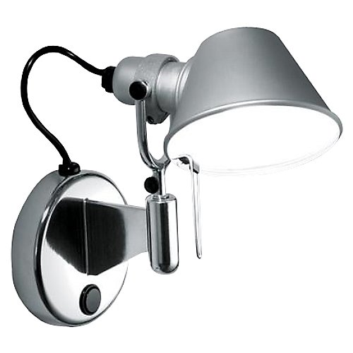 Tolomeo micro led wall spot by artemide at lumens aloadofball Images