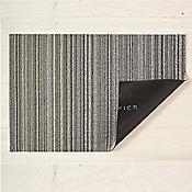 Skinny Stripe Shag Indoor/Outdoor Mat