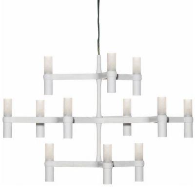 Crown minor chandelier by nemo at lumens com