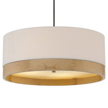 Shown in White with Maple with Antique Bronze finish