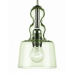 Acquamiki Pendant (Transparent Green) - OPEN BOX RETURN