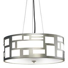 Genesis 11211 Drum Pendant Light