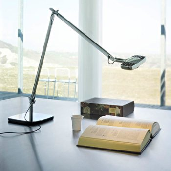 Otto watt led table lamp by luceplan at lumens otto watt led table lamp aloadofball Choice Image