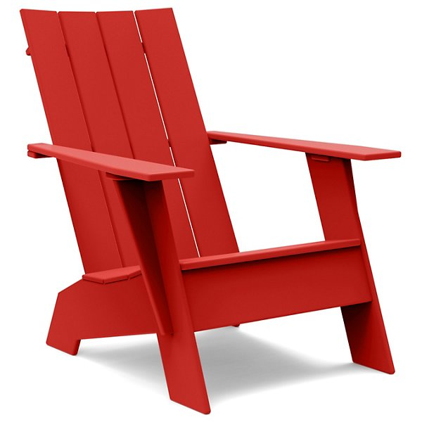 Adirondack 4 Slat Compact Chair