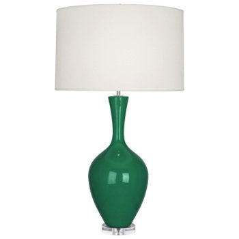 Shown in Emerald Green