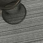 Skinny Stripe Shag Outdoor Mat (Birch/Big) - OPEN BOX