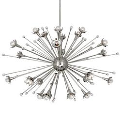Sputnik Chandelier (Polished Nickel/Small) - OPEN BOX RETURN
