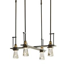 Erlenmeyer 4-Light Pendant