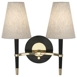 Ventana Double Wall Sconce