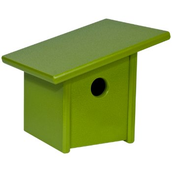 Pitch Birdhouse