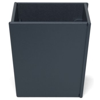 Shown in Charcoal Grey, 6 gallon