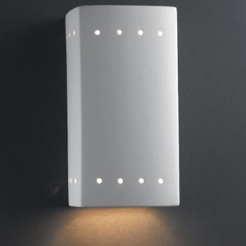 Shown in Small, Downlight, Perforations