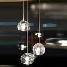 Mizu 3-Light Pendant Light