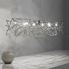 Etoile Linear Chandelier Light