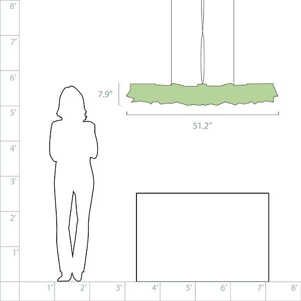 Etoile Linear Suspension
