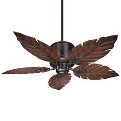 Tropical ceiling fans modern palm leaf ceiling fans at lumens 52 inch portico outdoor ceiling fan aloadofball Choice Image