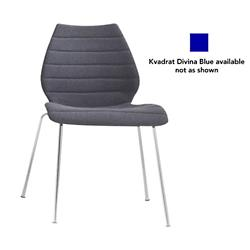 Maui Soft Chair (Kvadrat Divina Blue) - OPEN BOX RETURN
