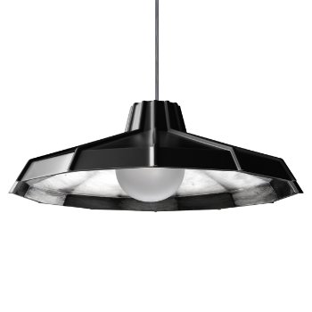 SHown in Black and Silver finish