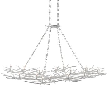 Rainforest Chandelier by Currey and Company at Lumens.com