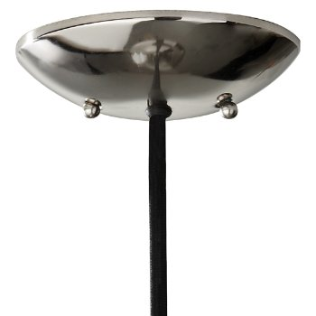 Shown in Polished Nickel canopy