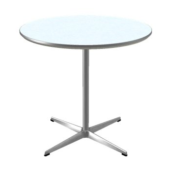Circular Pedestal Base Table