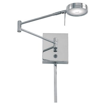 P4308 Swing Arm Wall Sconce