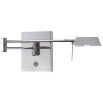 P4318 Swing Arm Wall Sconce