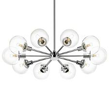 Orb Radial Pendant Light