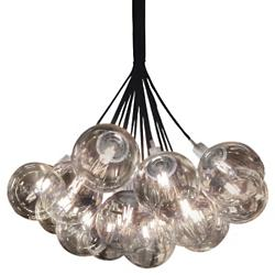 Orb 19-Light Cluster Pendant