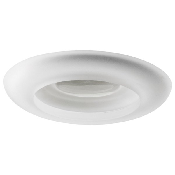4-Inch Frosted Glass Trim