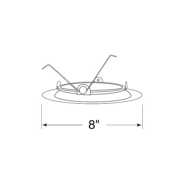 6-Inch Fresnel Trim