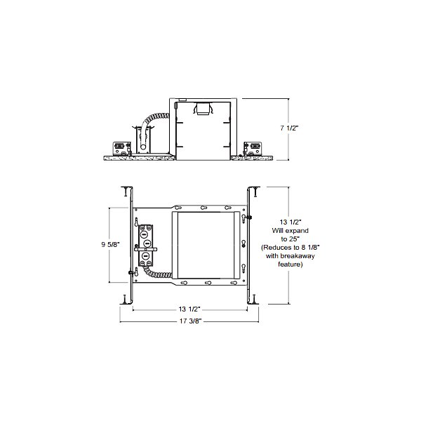 6-Inch IC Housing